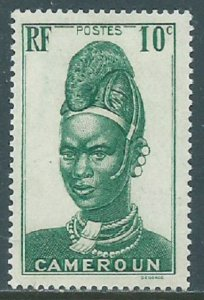 Cameroun, Sc #229, 10c MH