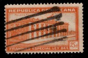 Dominican Republic Scott 303 Used stamp