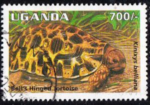Uganda #1336 Used