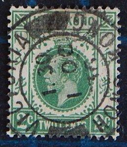 Hong Kong, 1912, King George V of the United Kingdom, SC #110, (2412-Т)