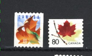 Canada #2008-09  used VF 2003 PD