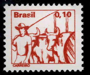 Brazil Scott 1441 MNH** Stamp