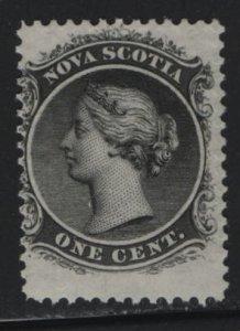 NOVA SCOTIA, 8, MNH, 1860-63, QUEEN VICTORIA