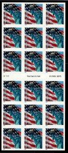 3972a Mint,OG,NH... Booklet Pane... SCV $16.00