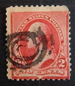 US, George Washington, (2129-Т)