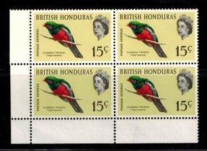 British Honduras 173a MNH Superb  BLK Bright Color