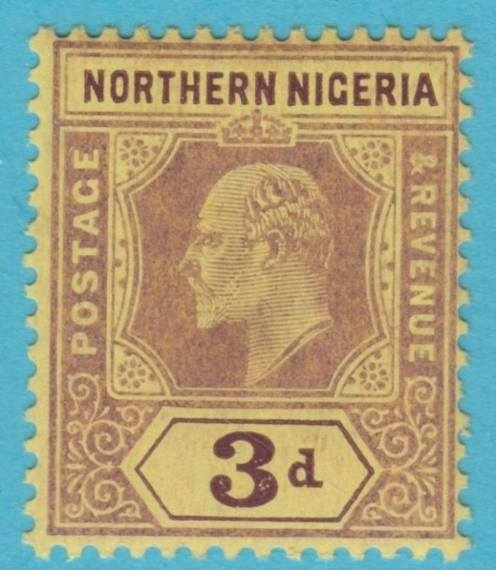 NORTHERN NIGERIA 32  MINT HINGED OG * NO FAULTS EXTRA FINE !