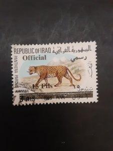 *Iraq #CO6               Used