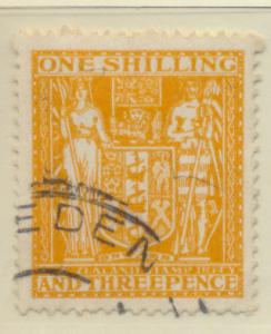 New Zealand Stamp Scott #AR47, Used - Free U.S. Shipping, Free Worldwide Ship...