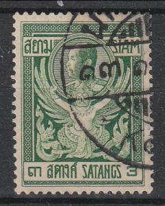 Thailand 1910 Sc 140 Garuda 3s Used