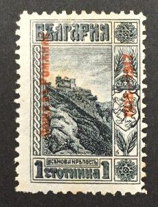 Romania 1916 #2N1, Bulgarian Occupation, Unused/MH.