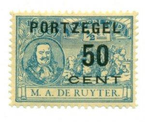 NETHERLANDS #J40, Mint Hinged, Scott $42.50