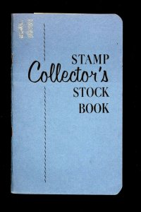 US Old Cut Square Stamp Collection 103 Used in ELBE Stamp Stock Book Album