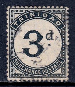 Trinidad - Scott #J12 - Used - SCV $3.25