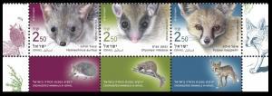 2019Israel3v+TabEndangered Mammals in Israel