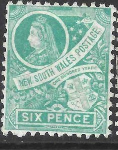 Australia - New South Wales 1899 SC 105 MNH SCV $270.00