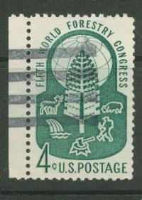 USA   SG  1155 FU  left margin