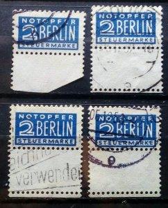 Germany Allied Occupation Berlin