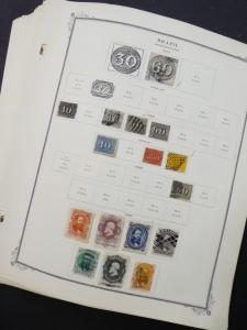 EDW1949SELL : BRAZIL Extensive Mint & Used collection on pages with many Better.