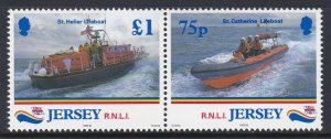 889a Royal National Lifeboat Institution Anniversary MNH