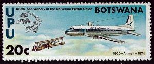 Botswana  Scott#113 Mint VF....Buy before prices go up!