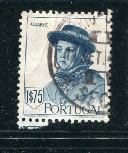 Portugal #680 Used  - Make Me A Reasonable Offer