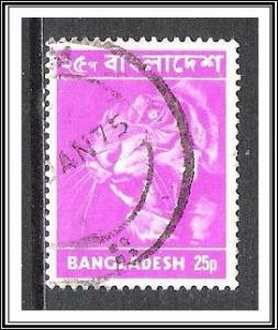 Bangladesh #47 Tiger Used