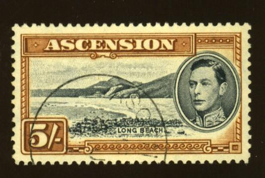 Ascension #48 Used VF Cat$31