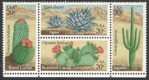 United States Scott # 1942 - 1945