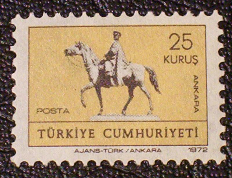 Turkey Scott #1911 mnh