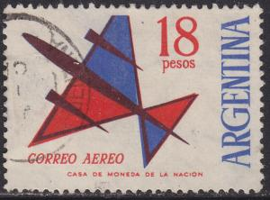 Argentina C90 USED