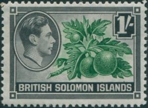 Solomon Islands 1939 SG68 1/- Breadfruit MNH