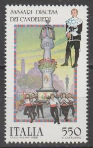 Italy #1749  MNH F-VF (SU69)