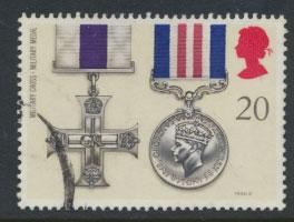 Great Britain SG 1520  Used  - Gallantry Awards / Medals
