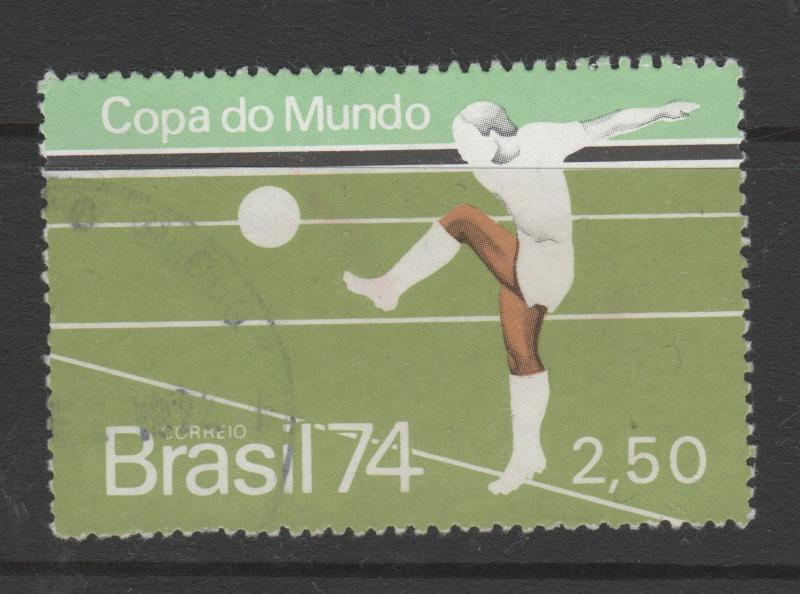 BRAZIL USED STAMPS scott 1351 252 1018