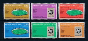 [60815] Haiti 1973 World Cup Soccer Football Qualification MNH