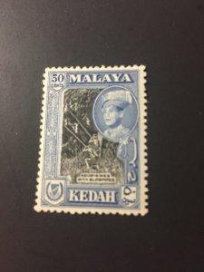 *Malaya Kedah #102a*