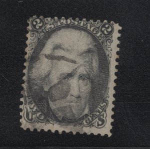 US Stamp Scott #73 Used WITH FAULTS SCV $55