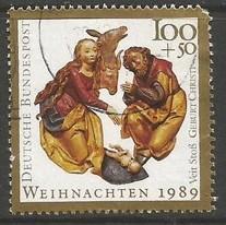 GERMANY B686 VFU CHRISTMAS B716