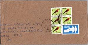 Zimbabwe, Birds