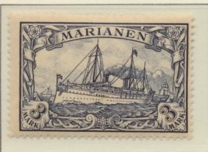 Mariana Islands Stamp Scott #28, Mint Hinged - Free U.S. Shipping, Free World...