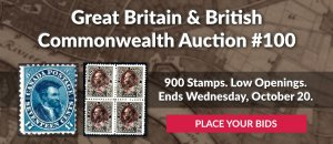 Great Britain & Commonwealth Auction #100