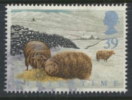 Great Britain SG 1591  Used  Four Season Winter