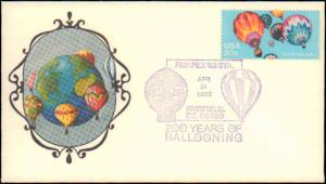 United States, Connecticut, Balloons