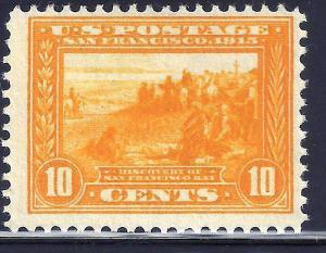U.S. 400 Mint FVF (0711)