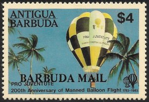 Barbuda # 590 Mint Light Hinge  [13775]