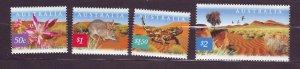 J23778 JLstamps 2002 australia set mnh #2060-3 wildlife