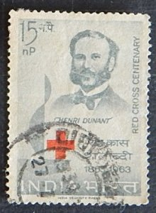 Henri Dunant 1863-1963, (№1272-Т)