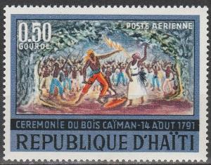 Haiti #C291  MNH   (S9675)
