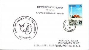 1992 British Antarctic Territory 154